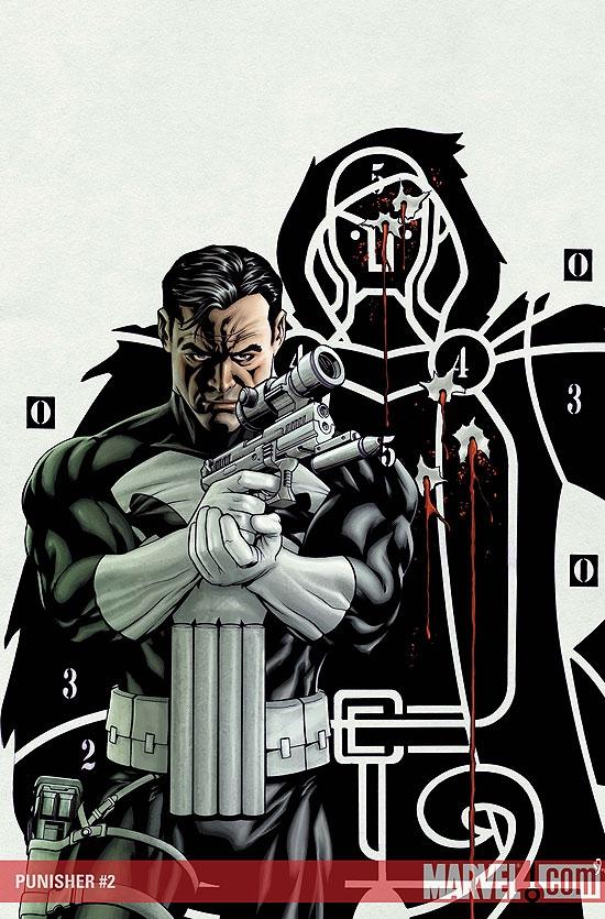 Punisher (2009) #2