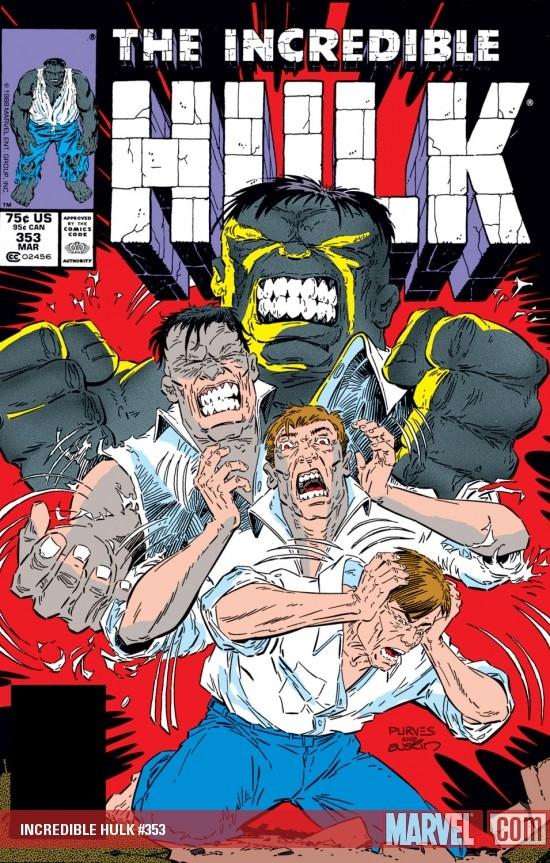 Incredible Hulk (1962) #353