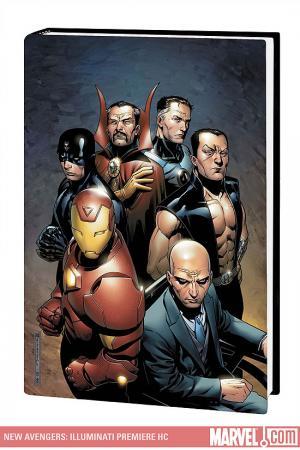 New Avengers: Illuminati Premiere (Hardcover)