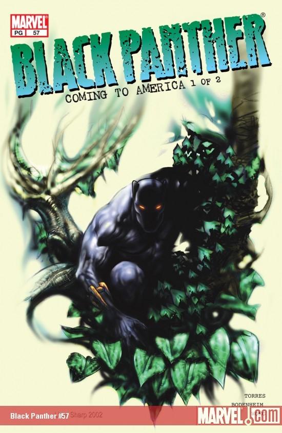Black Panther (1998) #57