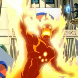 The Skrull Torch