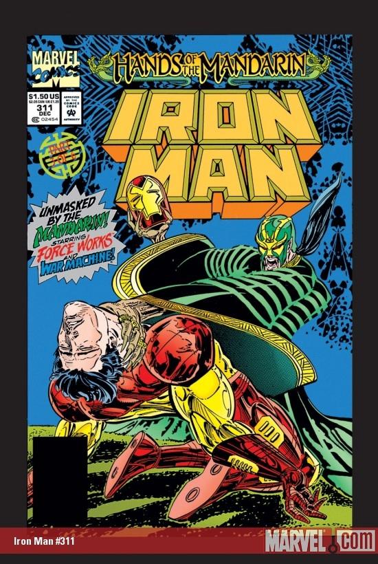 Iron Man (1968) #311
