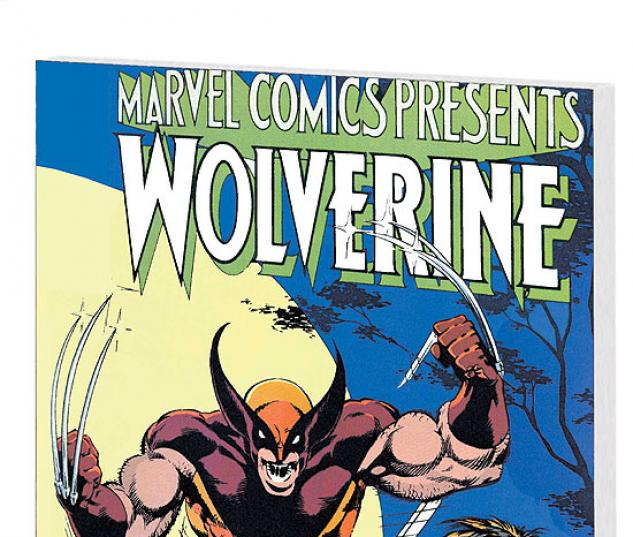 MARVEL COMICS PRESENTS: WOLVERINE VOL. 3 TPB (Trade Paperback)