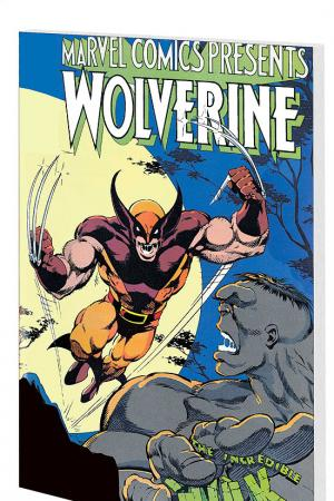 Marvel Comics Presents: Wolverine Vol. 3 (Trade Paperback)