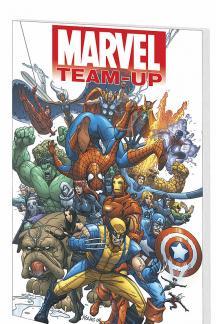 Marvel Team-Up Vol. 1: The Golden Child (Trade Paperback)