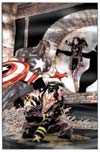 WOLVERINE/CAPTAIN AMERICA (2003) #2 COVER