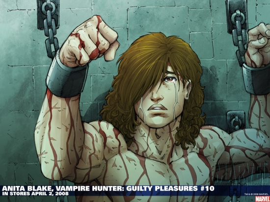 Anita Blake, Vampire Hunter: Guilty Pleasures (2006) #10 Wallpaper