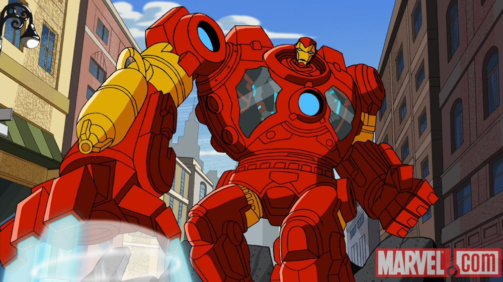 The avengers earth mightiest heroes s02e07