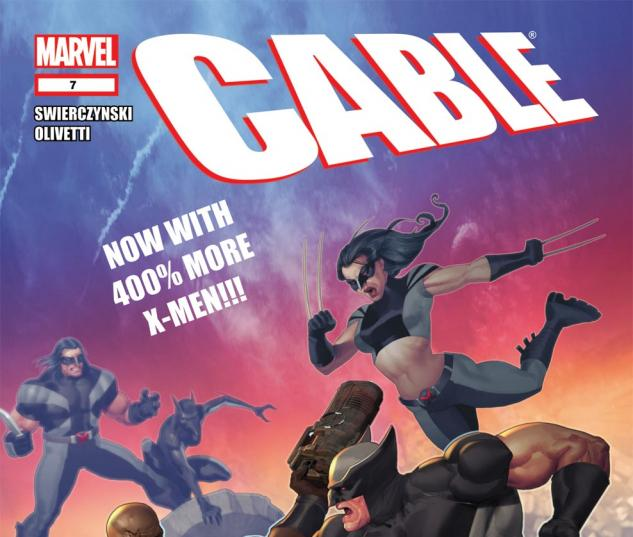 Cable (2008) #7