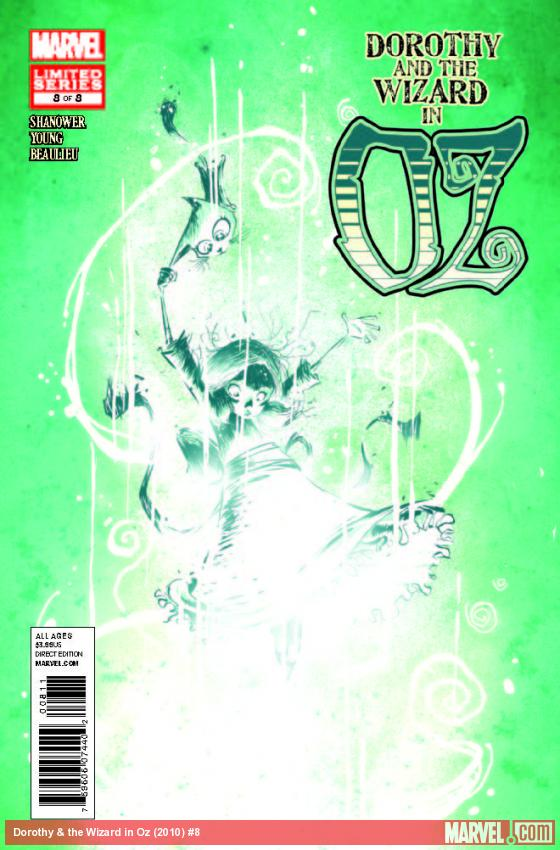 Dorothy & the Wizard in Oz (2011) #8