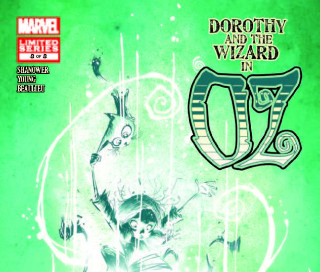 DOROTHY & THE WIZARD IN OZ 8