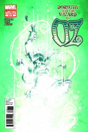 Dorothy & the Wizard in Oz (2010) #8