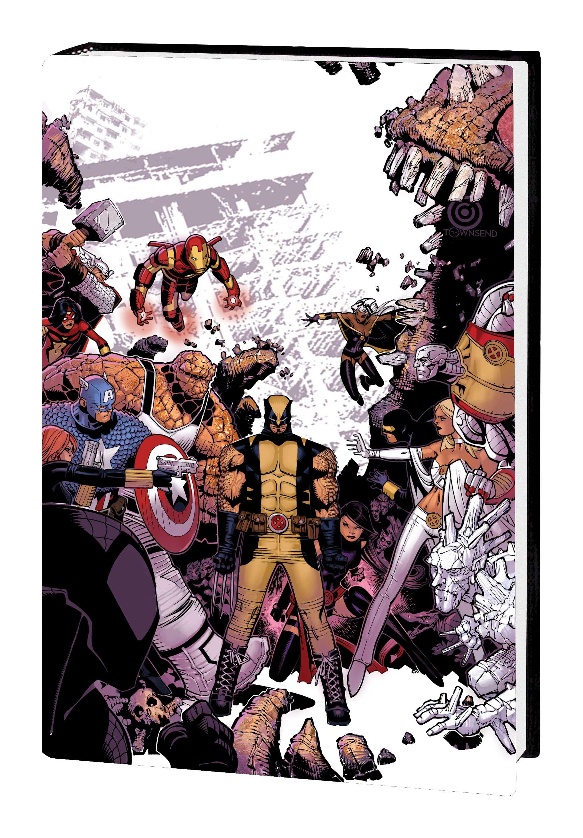 WOLVERINE & THE X-MEN BY JASON AARON VOL. 3 PREMIERE HC (AVX, COMBO) (Hardcover)