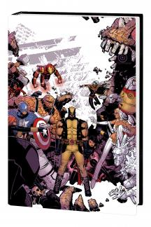 WOLVERINE & THE X-MEN BY JASON AARON VOL. 3 PREMIERE HC (AVX, COMBO) (Hardcover)