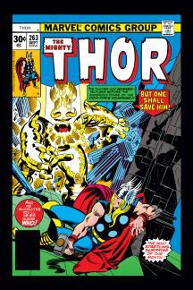 Thor (1966) #263