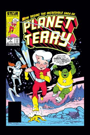 Planet Terry (1985) #1