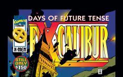Excalibur (1988) #94 Cover