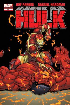 Hulk (2008) #25