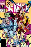 Uncanny X-Men (1963) #271 Cover