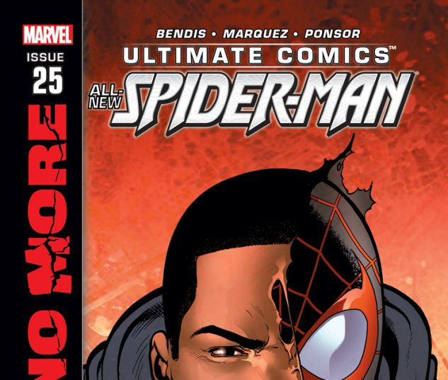 ULTIMATE COMICS SPIDER-MAN 25 (WITH DIGITAL CODE)