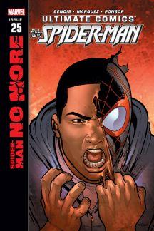 Ultimate Comics Spider-Man (2011) #25