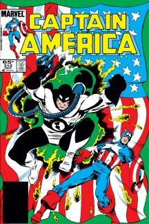 Captain America (1968) #312