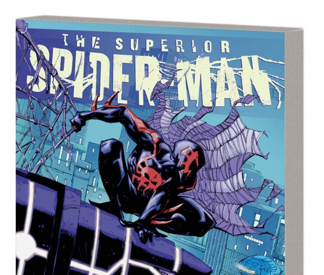 SUPERIOR SPIDER-MAN VOL. 4: NECESSARY EVIL TPB (MARVEL NOW)