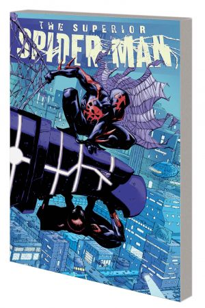 SUPERIOR SPIDER-MAN VOL. 4: NECESSARY EVIL TPB (MARVEL NOW) (Trade Paperback)