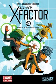All-New X-Factor (2014) #4