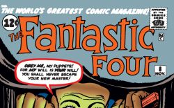 Fantastic Four (1961) #8 Cover