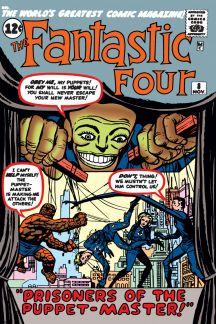 Fantastic Four (1961) #8