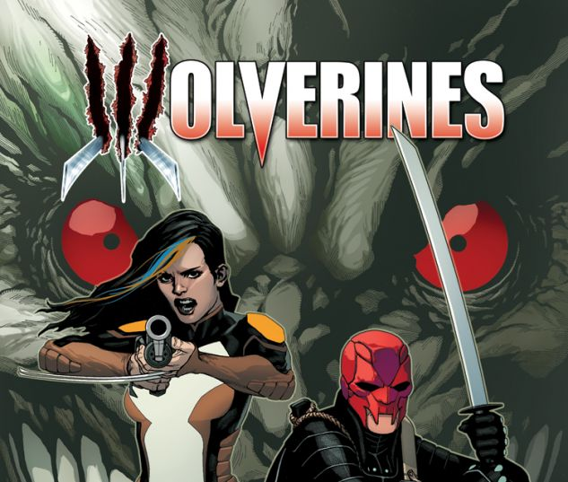WOLVERINES 4 (WITH DIGITAL CODE)