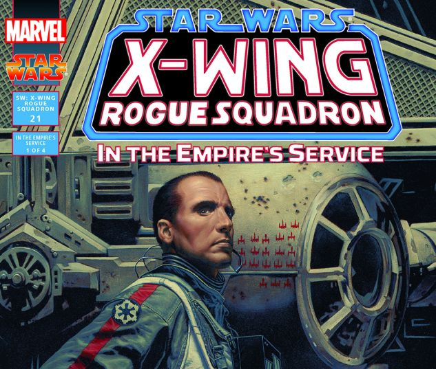 Star Wars: X-Wing Rogue Squadron (1995) #21