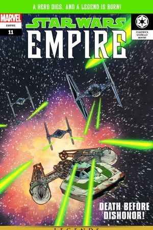 Star Wars: Empire #11