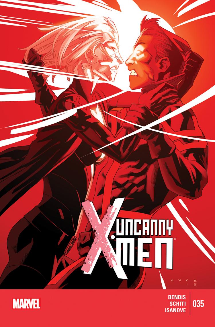 Uncanny X-Men (2013) #35