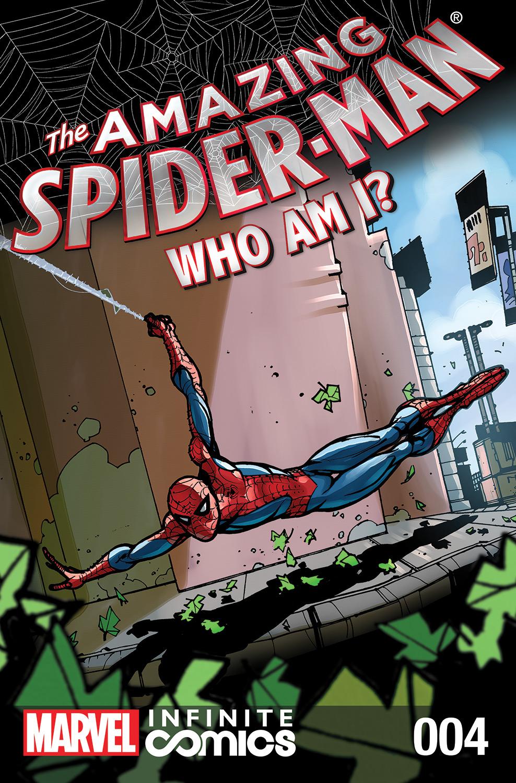 Amazing Spider-Man: Who Am I? Infinite Digital Comic (2014) #4