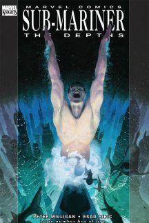 Sub-Mariner: The Depths #5
