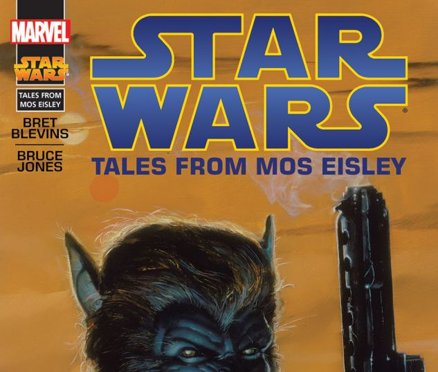 COVER STAR WARS: TALES FROM MOS EISLEY