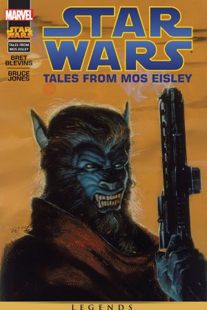 Star Wars: Tales From Mos Eisley (1996) #1