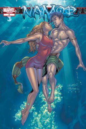Namor (2003) #2