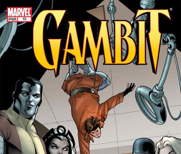 Gambit (2004) #10