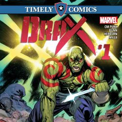 Timely Comics: Drax