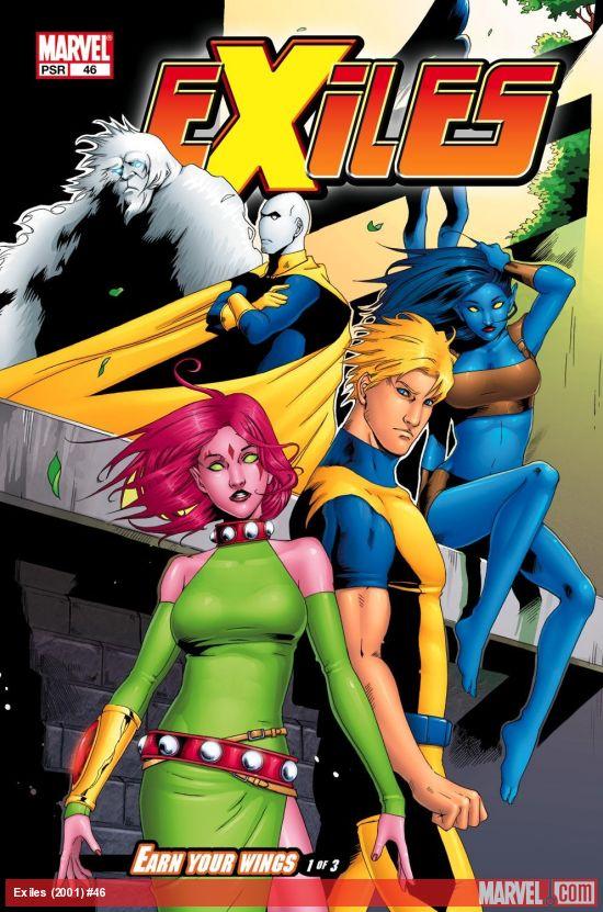 Exiles (2001) #46