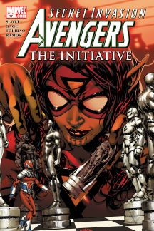 Avengers: The Initiative #17