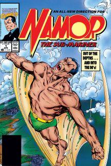 Namor: The Sub-Mariner (1990) #1