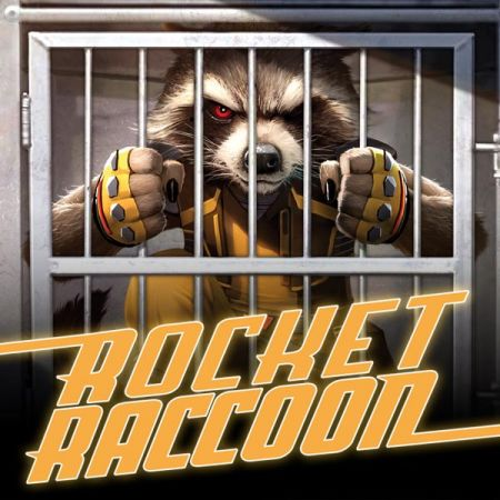 Rocket Raccoon (2016 - Present)