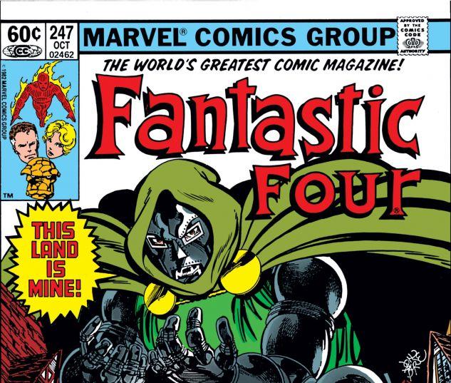 Fantastic Four (1961) #247