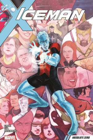 Iceman Vol. 2: Absolute Zero (Trade Paperback)