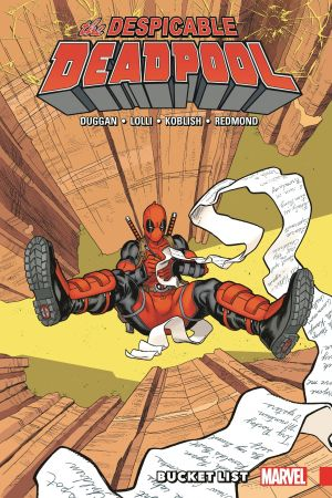 Despicable Deadpool Vol. 2: Bucket List (Trade Paperback)