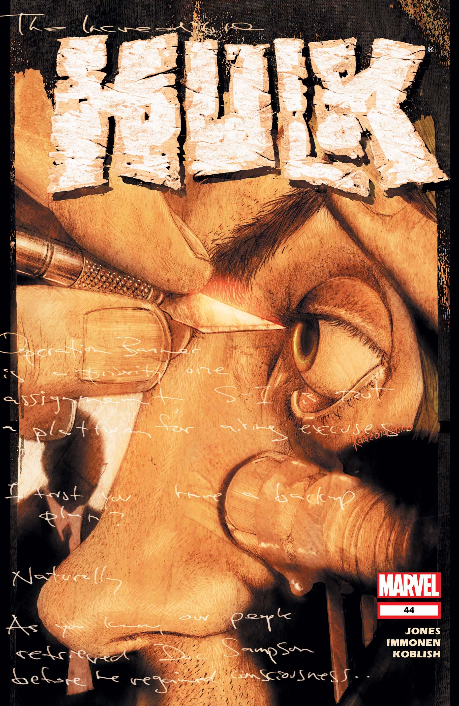 Hulk (1999) #44